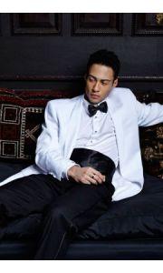 Hamilton White Tuxedo