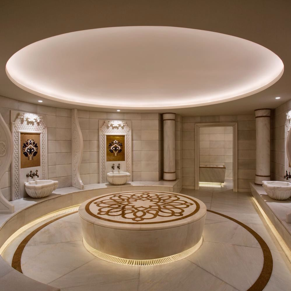 My First Experience of Hammam - A Traditional Turkish Bath