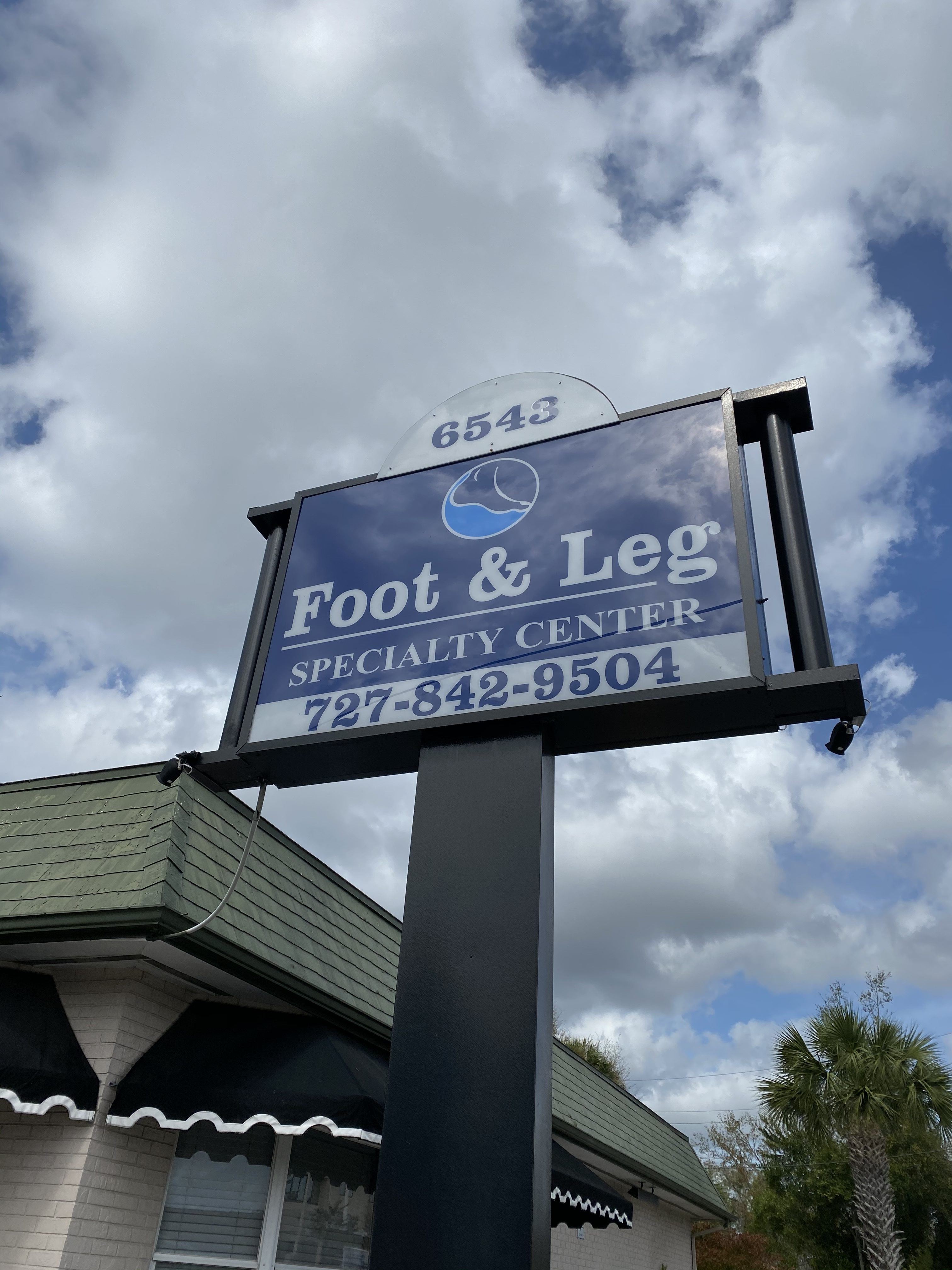 New Port Richey Foot Doctor