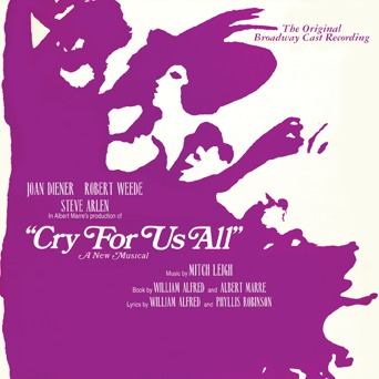 """Cry For Us All"" by Mitch Leigh"