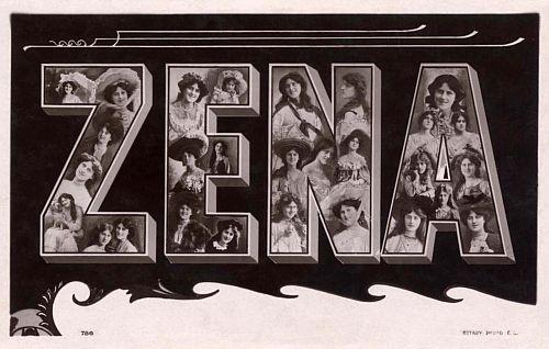 Zena & Phyllis Dare