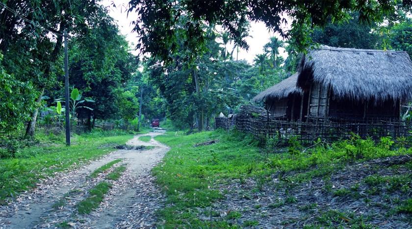 majuli island houses
