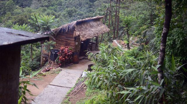 nongriat house