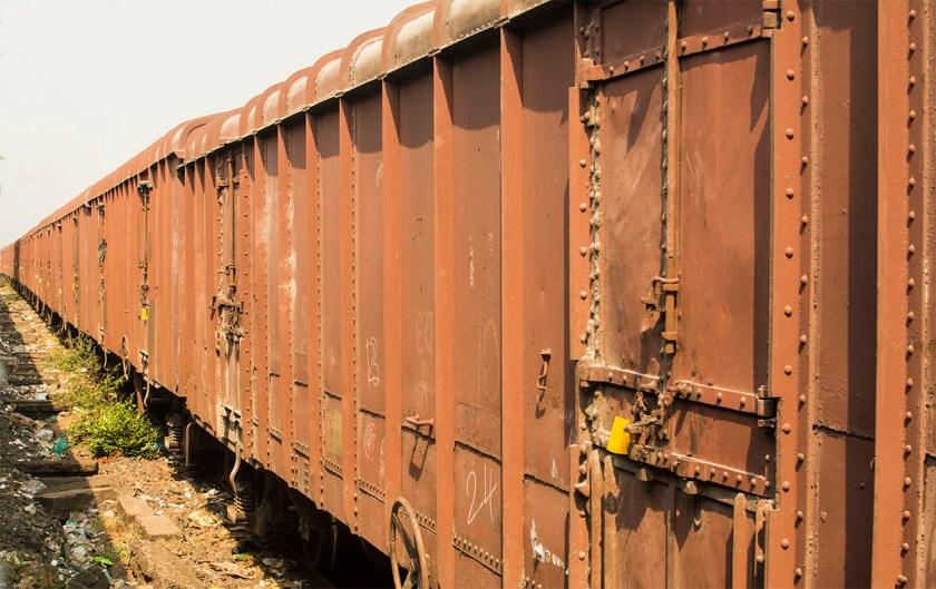 goods train