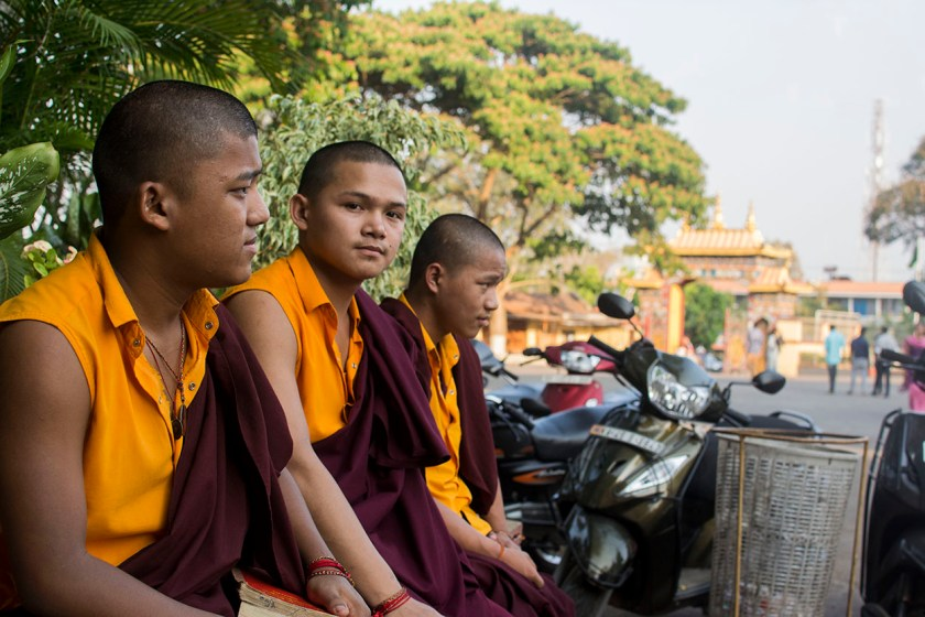 bylakuppe monks