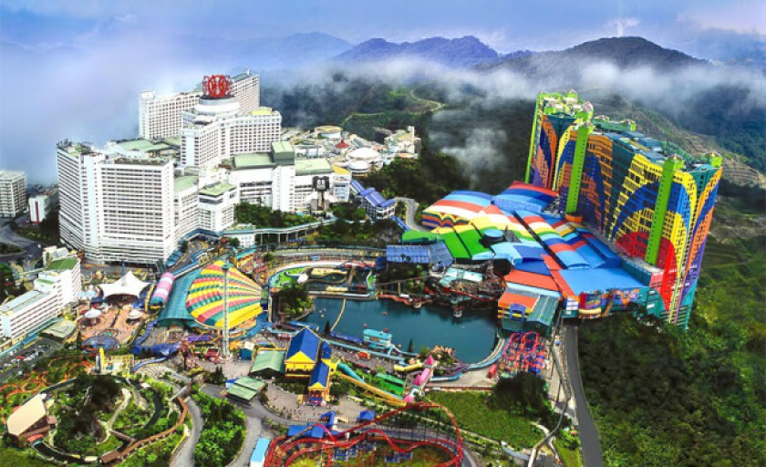 Image result for Genting Highlands hd images