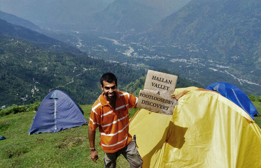 camping near manali