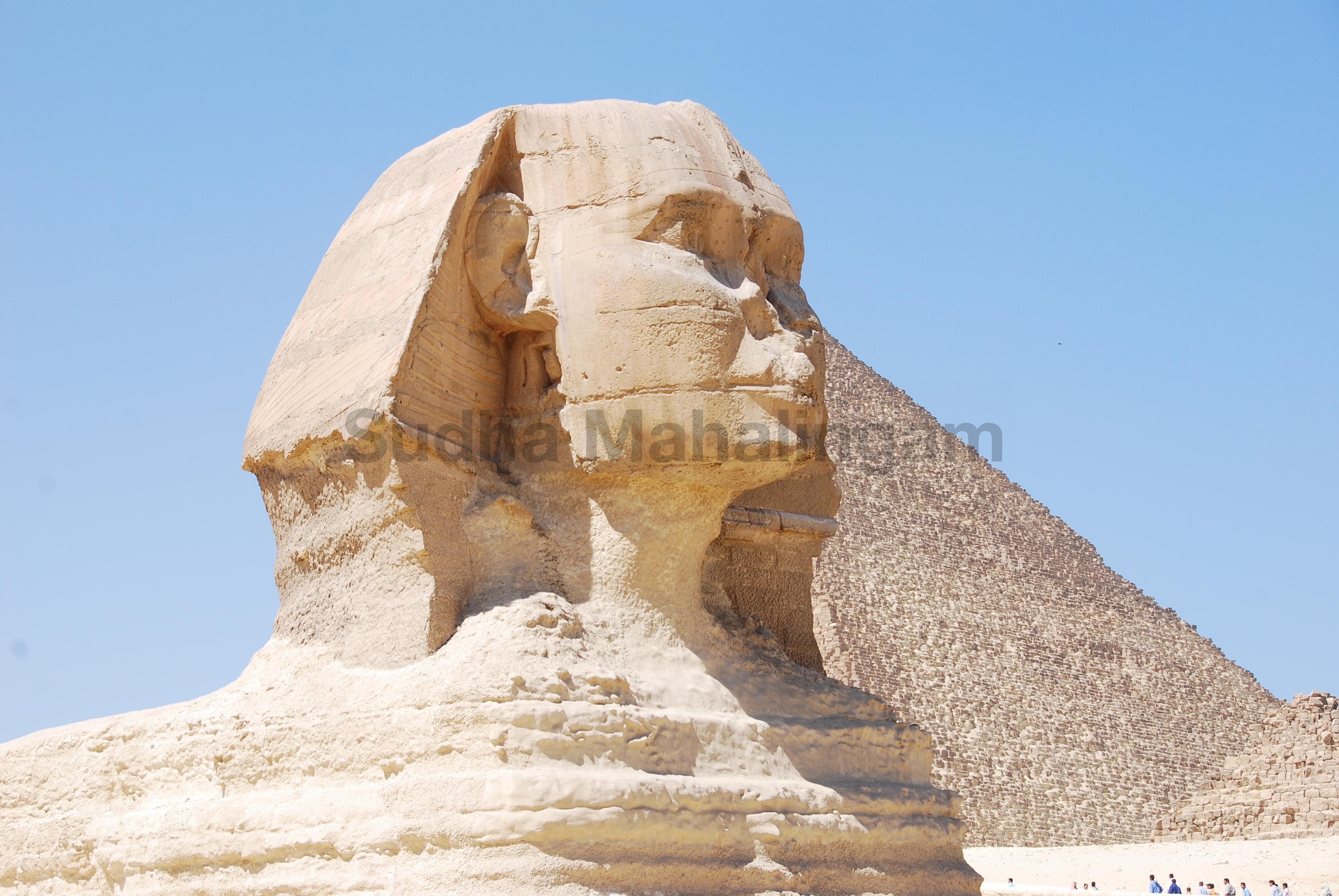 Egypt – Treasures of the Desert (2008)