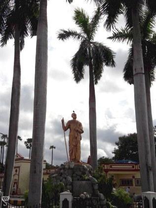 Statue of Swami Vivekananda