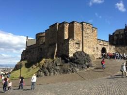 Edinburgh Castle - Foog's Gate