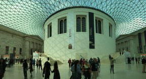 The British Museum, the Great Court