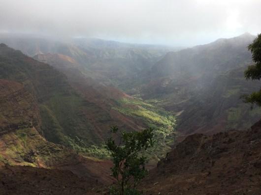 Pu'u Hinahina Viewpoint