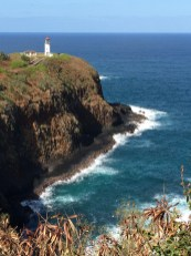 Daniel K. Inouye Kilauea Point Lighthouse and a wildlife refuge