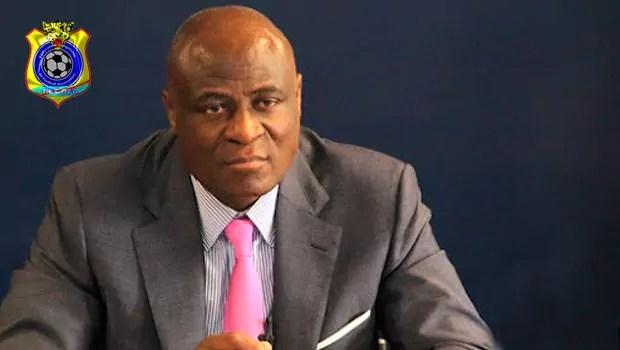 Le Congolais Constant Omari, promu 1er vice-président de la CAF