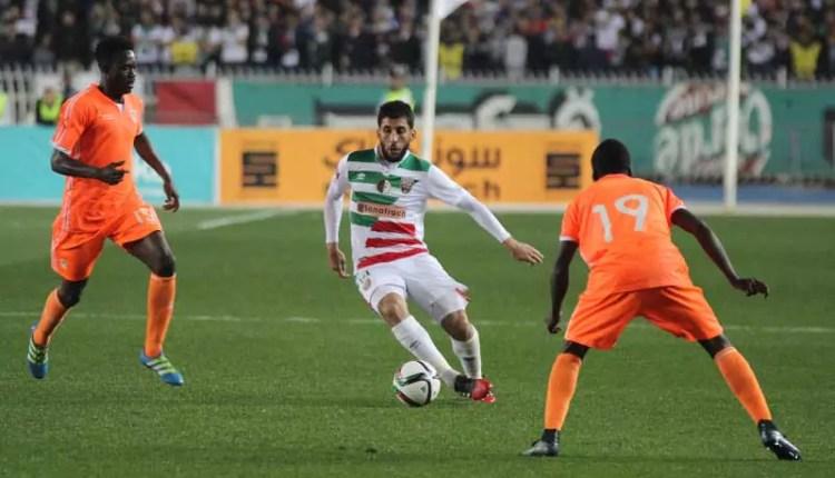 CAF : FC Renaissance vs Mouloudia Club d'Alger
