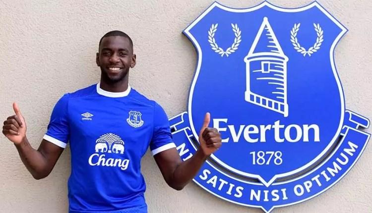 Info : Le Coach d'Everton donne des nouvelles rassurantes sur la blessure de Yannick Bolasie