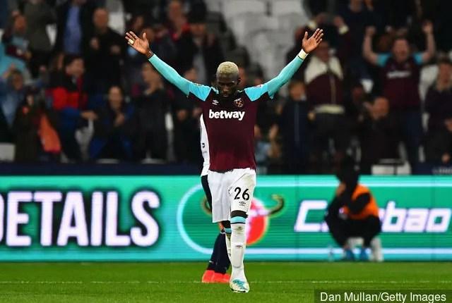 Angleterre : Arthur Masuaku et West Ham balaient Newcastle