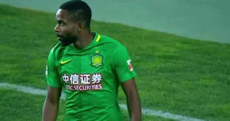 Chine : Défaite pour Cédric Bakambu et le Beijing Gouan en Super Coupe.