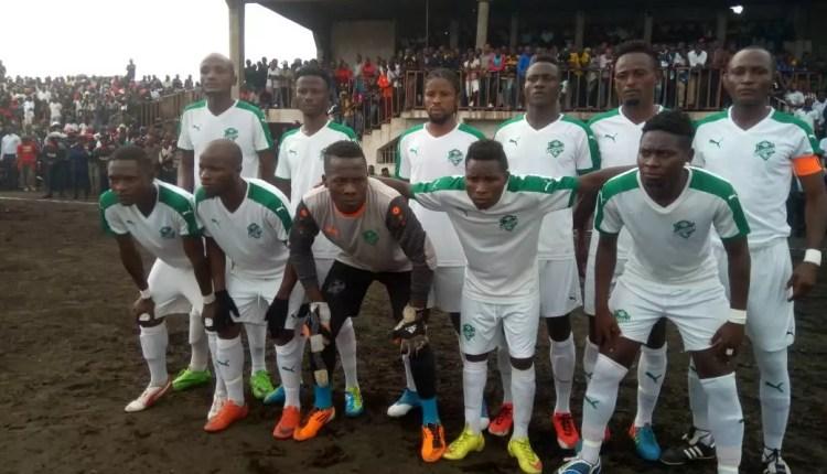 Vodacom à Ligue 1/ Zone Est : Virunga plus fort que Makiso, Muungano vs Dauphin Noir reporté.