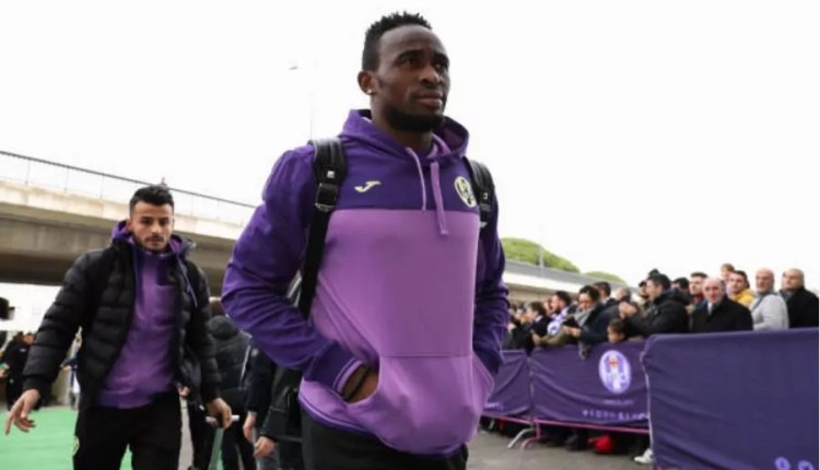 Mercato : Firmin Mubele indésirable à Toulouse.