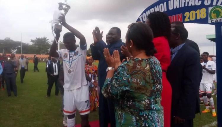 Tournoi de l'UNIFFAC U17 : 3 joueurs congolais rentrent sur civière dont le capitaine Sem !