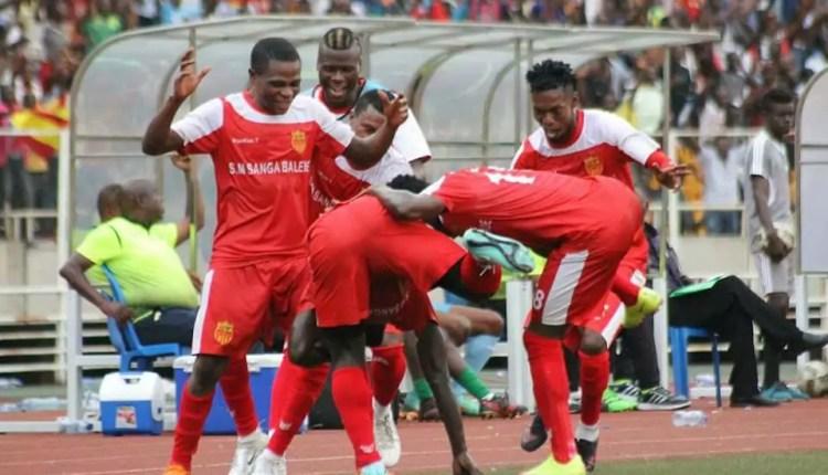 Vodacom Ligue1 : SM Sanga Balende prêt pour en découdre face à l'O.C Muungano