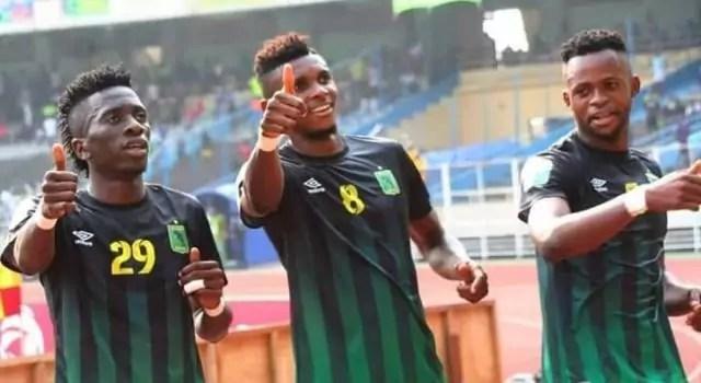 AS VClub : Fabrice Ngoma et le symptôme des grands matchs
