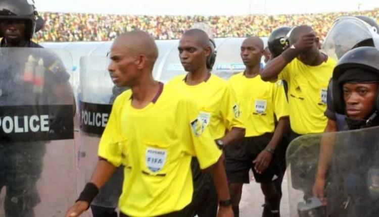 Deux arbitres sanctionnés par la Ligue Nationale de Football