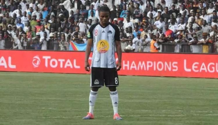 CAF C1 : TP Mazembe, Trésor Mputu à l'heure d'écrire sa propre histoire.