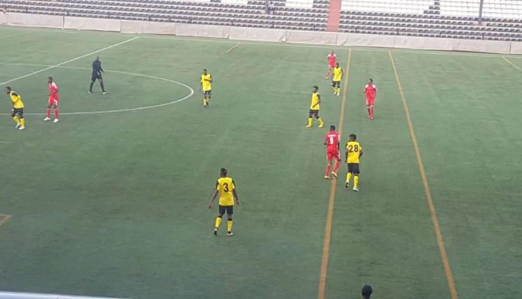 V/L1 : Maniema Union conquiert Lubumbashi, les Kamikazes déchus au stade Mazembe