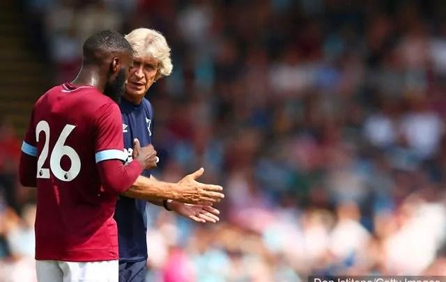 Pourquoi Arthur Masuaku n'a pas joué face à Man City samedi ?