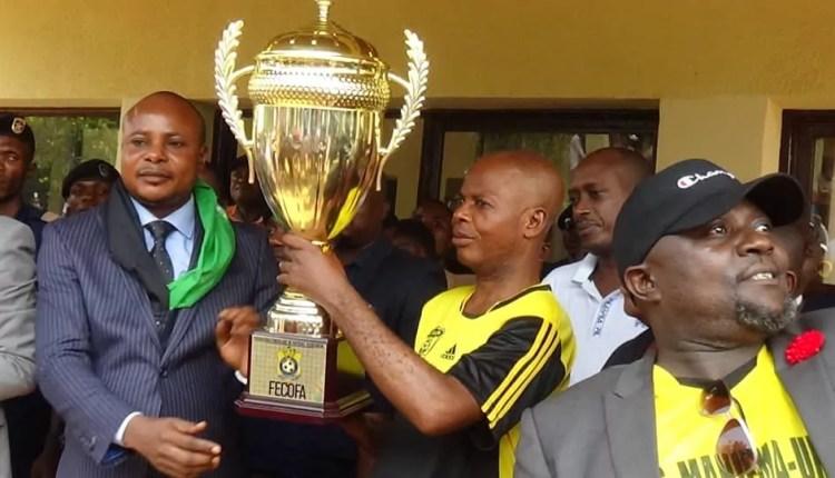 Maniema Union : La ville de Kindu a accueilli les Héros de la Coupe du Congo