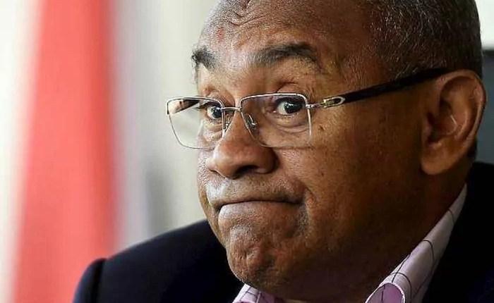 le président de la CAF entendu par les services de lutte contre la corruption…
