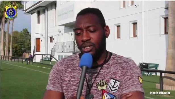 CAN 2019 (J-15) : Parfait Mandanda s'exprime sur son retour en sélection trois ans après.