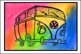 colourful combie