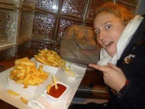 Pomme frites!