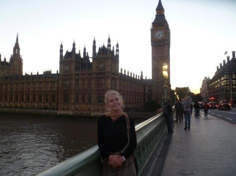 My first week exploring in London..