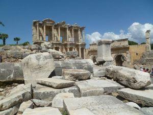 Ruins of Ephesus..