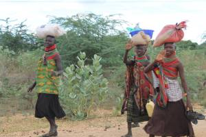 The stunning Turkana women..