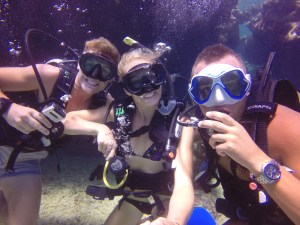 My cool diving buddies..!!