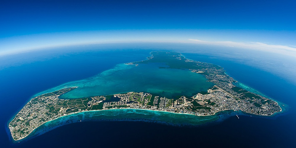 The Caribbean island I now get to call home..