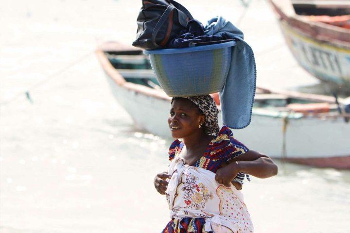 Gambia activities | Fishing village | Gambian portrait