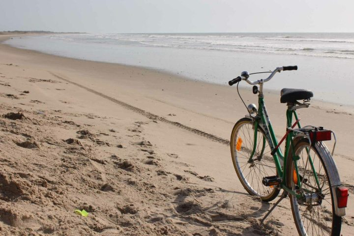 Gambia activities | Bike | beach