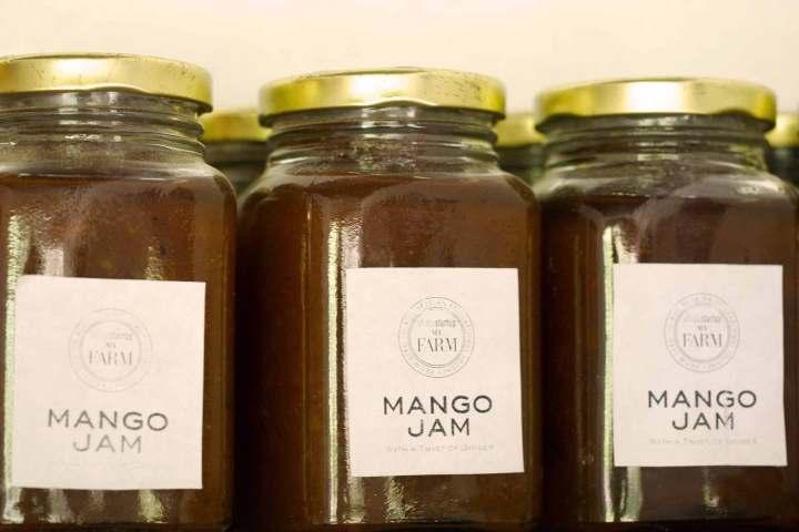 Gambia activities | charity | mango jam