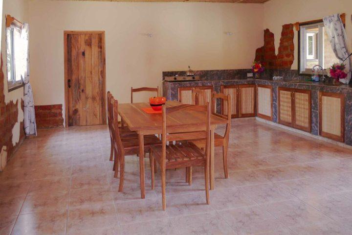 Sunbird House accommodation | interior | kitchen