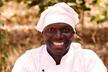 Footsteps eco-lodge Gambia | Meet the team | Yahya Camera