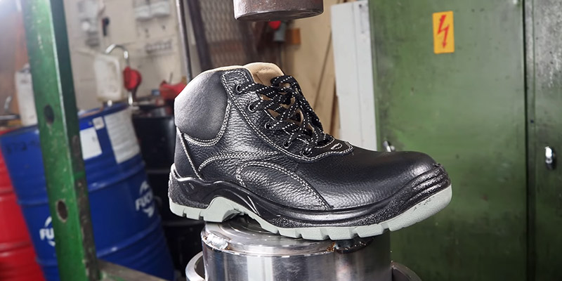 Heavy Safety Boots