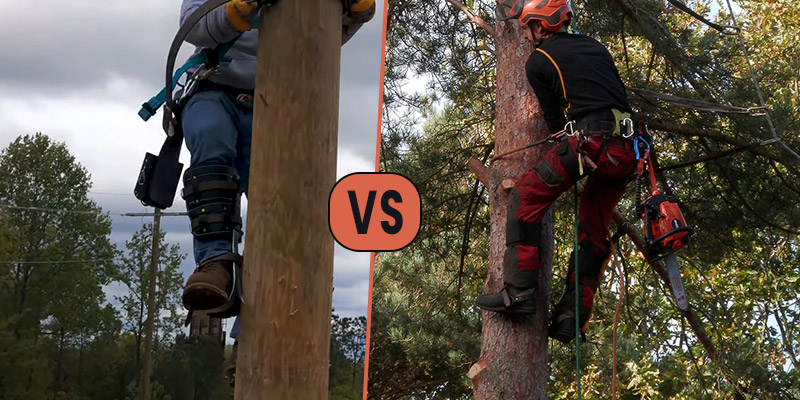 Lineman Boots vs Logger Boots FI