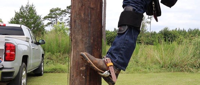Best Lineman Climbing Boots FI