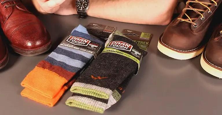 Best Work Boot Socks for Sweaty Feet FI